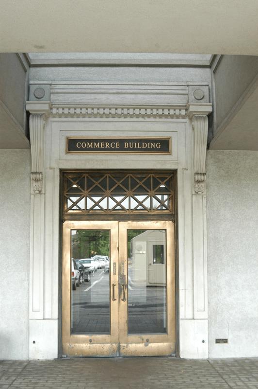 Commerce-Building-Main-Entrance